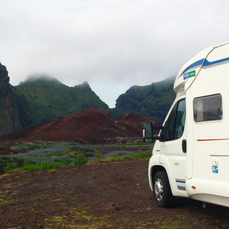 Reykjavik Iceland 4x4 Campers And Motorhomes