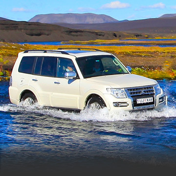 Holdur Car Rental Iceland 4x4 Hire Europcar Franchisee